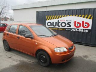 Used 2006 Suzuki Swift + 5dr HB Manual for sale in Laval, QC
