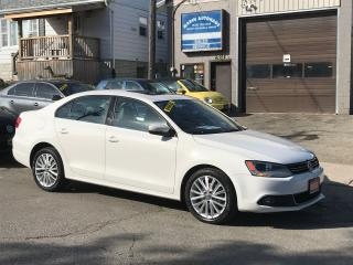 Used 2012 Volkswagen Jetta Highline/DIESEL/ NAV for sale in Kitchener, ON