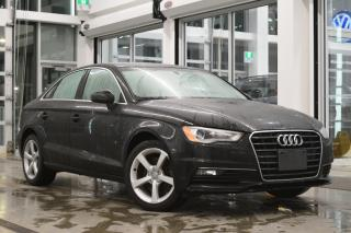 Used 2015 Audi A3 1.8t Xénon Cuir for sale in Vaudreuil-Dorion, QC
