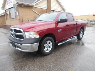 Used 2013 Dodge Ram 1500 Quad Cab 4X4 6.5Ft Box Certified 120,000KMs for sale in Rexdale, ON