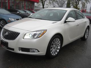 Used 2012 Buick Regal Turbo w/1SP for sale in London, ON