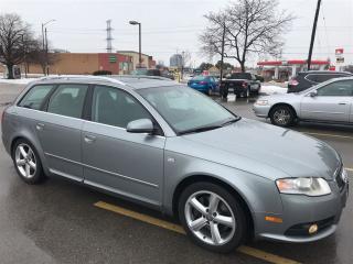 Used 2008 Audi A4 3.2L for sale in Burlington, ON