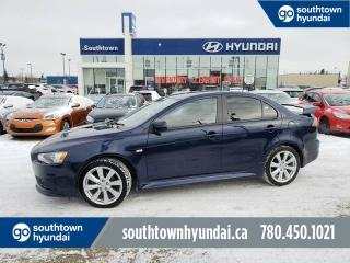 Used 2014 Mitsubishi Lancer RALLIART/AWD/SUNROOF/PERFORMANCE SEATS for sale in Edmonton, AB