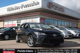 Used 2015 Toyota Camry Se Pkg Mags,cuir for sale in Pointe-Claire, QC