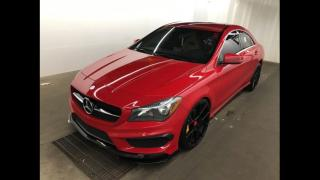 Used 2014 Mercedes-Benz CLA-Class CLA 250 1owner/lowkm/certified for sale in Toronto, ON