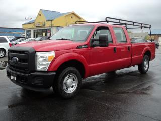 Used 2015 Ford F-350 XL CrewCab 4X2 6.2L 8ftBox for sale in Brantford, ON