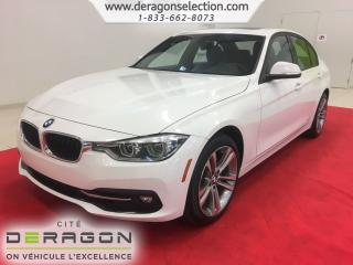 Used 2018 BMW 3 Series 330i + Xdrive + Sport for sale in Cowansville, QC