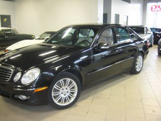 Used 2008 Mercedes-Benz E350 3.5L for sale in Markham, ON