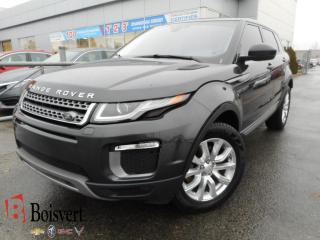 Used 2017 Land Rover Evoque Se/ Awd/ Nav/ Cuir for sale in Blainville, QC