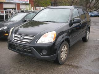 2006 Honda CR-V EX-L