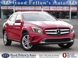 Used 2015 Mercedes-Benz GLA 250 4MATIC, PANORAMIC ROOF, NAVIGATION, LEATHER SEATS for sale in Toronto, ON