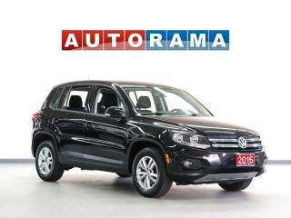 Used 2015 Volkswagen Tiguan AWD for sale in Toronto, ON