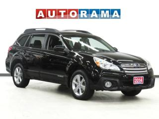 Used 2014 Subaru Outback 2.5i LIMITED NAVIGATION LEATHER SUNROOF AWD for sale in Toronto, ON