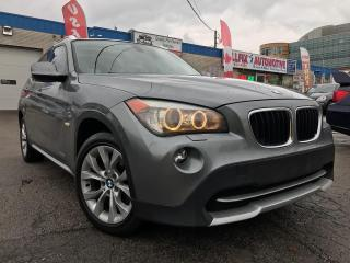 Used 2012 BMW X1 xDrive28i w/Navi/Panoramic Sunroof/Backup Cam for sale in Oakville, ON