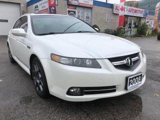 Used 2008 Acura TL Type-S for sale in Oakville, ON