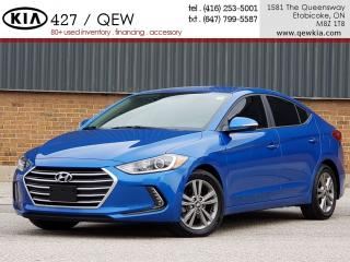Used 2017 Hyundai Elantra GL | Blindspot Alert | Android Auto | Heated Seat for sale in Etobicoke, ON