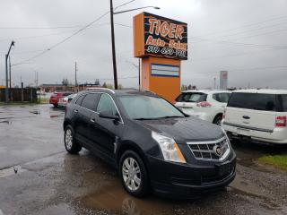 Used 2012 Cadillac SRX Luxury**ONLY 157KMS**LEATHER**BACK UP CAM**CERT for sale in London, ON