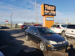 Used 2005 Ford Focus SEL**5 SPEED**ONLY 144KMS**LOADED**AS IS SPECIAL for sale in London, ON