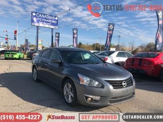 Used 2014 Nissan Altima 2.5 SV | NAV | ROOF | CAM | HEATED SEATS for sale in London, ON