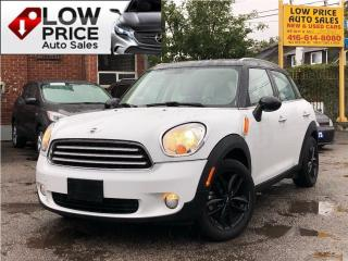 Used 2014 MINI Cooper Countryman PanoramicRoof*Auto*Navi*Camera*HtdSeats*FullOpti* for sale in Toronto, ON