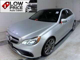Used 2014 Mercedes-Benz E-Class E63AMG//S*Navi*HarmonKardon*FullOpti* for sale in Toronto, ON