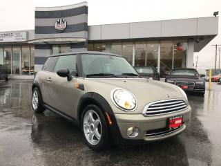 Used 2007 MINI Cooper CLASSIC 6-SPEED RARE **LOW MILEAGE** for sale in Langley, BC