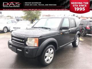 Used 2007 Land Rover LR3 V8 HSE NAVIGATION/PANORAMIC ROOF/7 PASS/DVD for sale in North York, ON