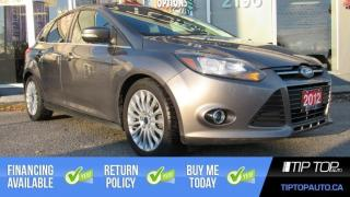 Used 2012 Ford Focus Titanium ** COMING SOON ** for sale in Bowmanville, ON