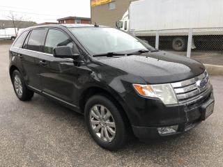 Used 2008 Ford Edge Limited I AWD I NO ACCIDENT for sale in Toronto, ON