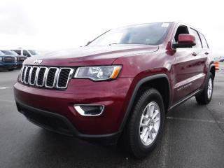 Used 2018 Jeep Grand Cherokee LAREDO 4WD for sale in Burnaby, BC