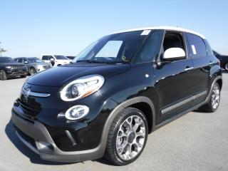 Used 2014 Fiat 500 L Trekking Turbo for sale in Burnaby, BC
