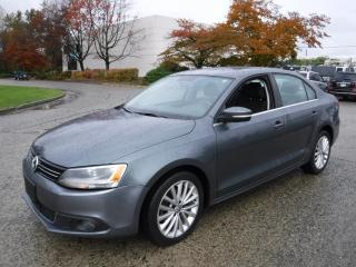 Used 2011 Volkswagen Jetta TDI Diesel for sale in Burnaby, BC