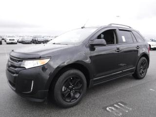 Used 2012 Ford Edge SEL FWD Eco Boost for sale in Burnaby, BC