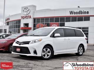 Used 2018 Toyota Sienna LE 8 Passenger / Back up Camera for sale in Etobicoke, ON