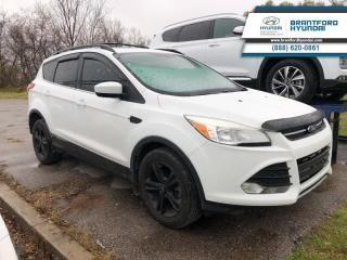 Used 2013 Ford Escape SE  - Bluetooth -  Heated Seats - $91.68 B/W for sale in Brantford, ON