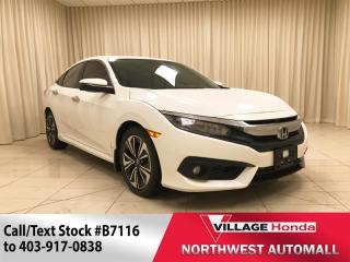 Used 2016 Honda Civic Sedan Touring for sale in Calgary, AB