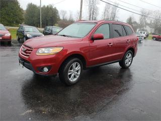 Used 2010 Hyundai Santa Fe AWD 5NMSHDAG0AH404700 Limited for sale in Madoc, ON