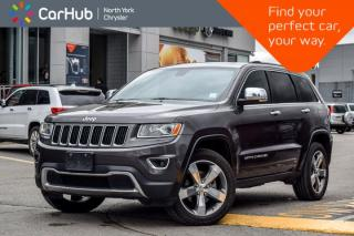 Used 2015 Jeep Grand Cherokee Limited AWD|Sunroof|GPS|Bluetooth|Pwr.Options|20