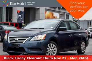 Used 2015 Nissan Sentra S|Keyless_Entry|Bluetooth|AM/FM|CD|Trac.Cntrl|Pwr.Options|USB for sale in Thornhill, ON