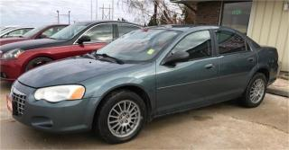 Used 2006 Chrysler Sebring Sdn Touring for sale in Brunkild, MB