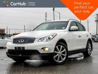 Used 2015 Infiniti QX50 AWD|Backup Cam|Bluetooth|Leather|Heated Front Seats|Push Start|17