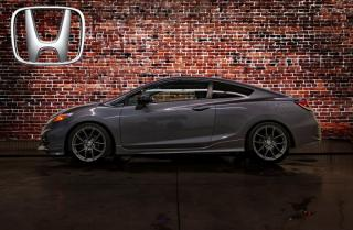 Used 2015 Honda Civic EX Coupe Roof BCam for sale in Red Deer, AB
