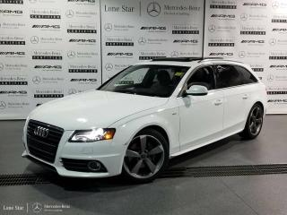 Used 2011 Audi A4 2.0T Prem Plus Tiptronic qtro Wgn for sale in Calgary, AB