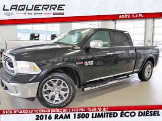 Used 2016 RAM 1500 LTD for sale in Victoriaville, QC