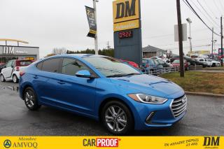 Used 2017 Hyundai Elantra GL for sale in Salaberry-de-Valleyfield, QC