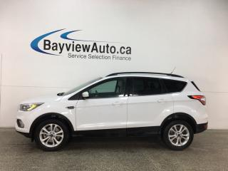 Used 2018 Ford Escape SEL - 4WD! KEYPAD! ECOBOOST! PANOROOF! REVERSE CAM! SYNC! WIFI! for sale in Belleville, ON