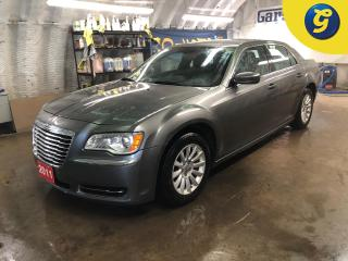 Used 2011 Chrysler 300 Touring * Push button ignition * Keyless entry * Passive entry * Cloth interior * Dual Climate control/rear vents * U connect touchscreen * Phone conn for sale in Cambridge, ON