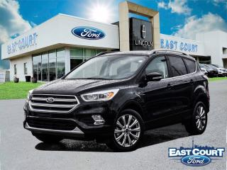 Used 2017 Ford Escape Titanium for sale in Scarborough, ON