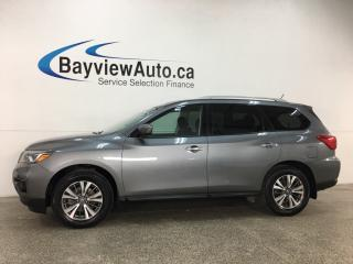 Used 2018 Nissan Pathfinder SV Tech - REMOTE START! HTD SEATS! DUAL A/C! NAV! REVERSE CAM! NISSAN CONNECT! for sale in Belleville, ON