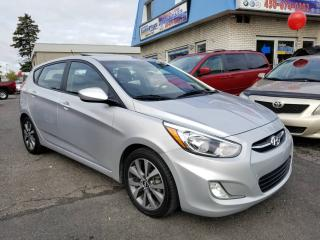 Used 2017 Hyundai Accent SE - FULL - A/C - TOIT - MAG for sale in Longueuil, QC